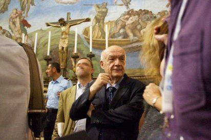 """Paolucci: """"Antes de Rembrandt y de Goya, Rafael pintó su Estancia"""""""