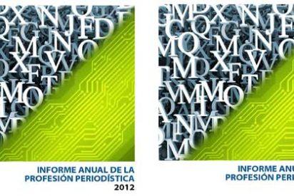 Descarga gratis el Informe Anual de la Profesión Periodística en España 2012
