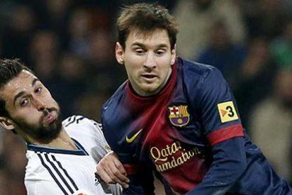 Messi buscó a Arbeloa en el parking privado del Bernabéu para insultarlo