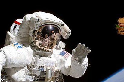 La mejor 'nouvelle cuisine' del Universo está en la Estación Espacial Internacional