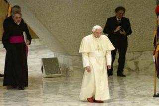 El Papa recibe a la Inspección General de Seguridad Vaticana