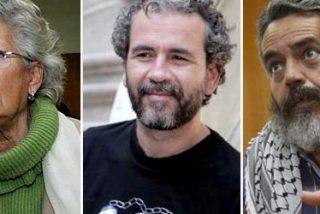 Pilar Bardem, Willy Toledo y Sánchez Gordillo apoyan a los asesinos etarras