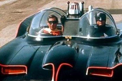 Un millonario paga 3,5 millones de euros por el coche de Batman