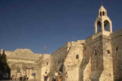 El Vaticano dona 100.000 euros para restaurar el techo de la basílica de la natividad en Belén