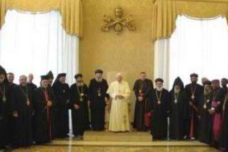 """El Papa reclama """"un futuro de justicia y paz duraderas"""" para Oriente Medio"""