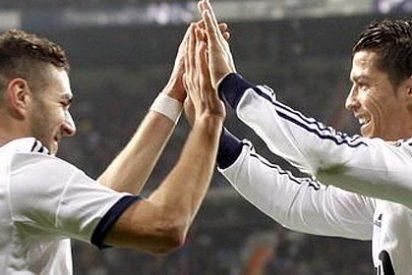 El Real Madrid le clava un 2-0 al Valencia gracias al contragolpe y con Casillas como baluarte