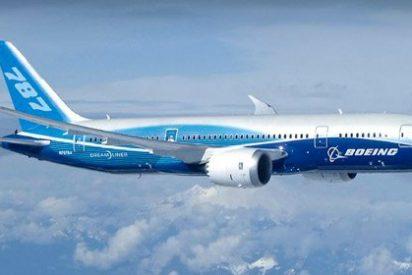La Unión Europea imita a EEUU y prohíbe los vuelos de los Boeing 787 Dreamliner