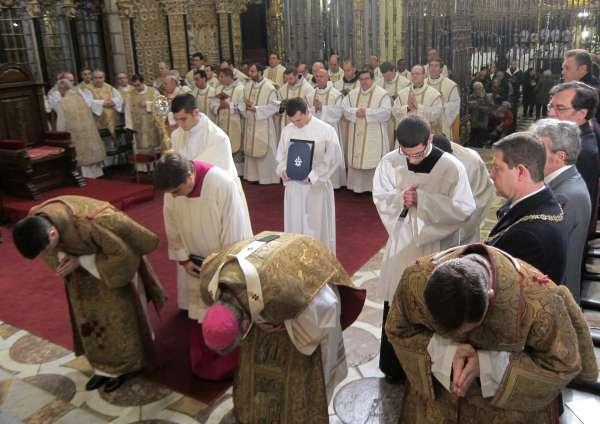 """El arzobispo de Toledo advierte de la """"disolución moral"""" de una sociedad sin Dios"""