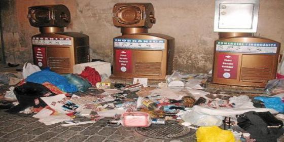 Cort pedirá una indemnización tras la 'estafa' de la recogida neumática de basura en Palma