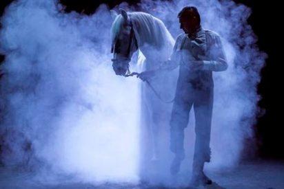 Un caballo solo no es un espectáculo entero