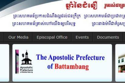 El Papa rinde homenaje a la Iglesia mártir de Camboya