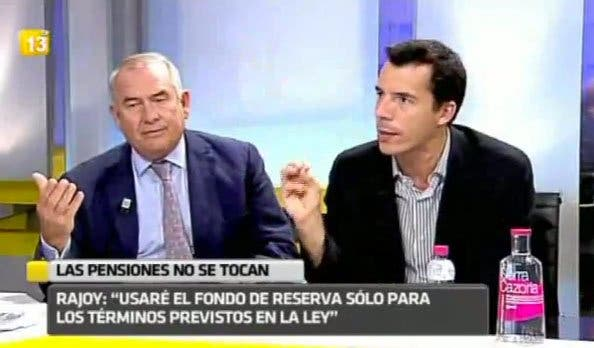 """Alfonso Merlos recuerda que Carlos Mulas fue tertuliano suyo en 13 TV: """"Me engañó, creí que era íntegro"""""""