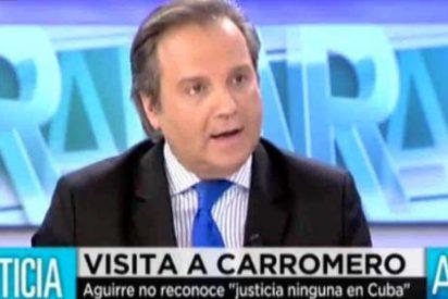 """Antonio Miguel Carmona: """"Me gustaría estar casado con la presidenta del Gobierno y llamarme 'primer damo'"""""""