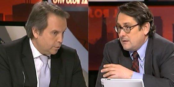 """Carmona a Marhuenda: """"Soy más liberal que usted y se lo voy a demostrar"""""""