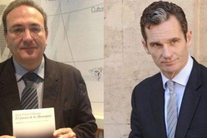 """Javier Castro-Villacañas: """"Borrar todo rastro de Urdangarín en la página web de la Casa Real es una muestra más de la falta de transparencia"""""""