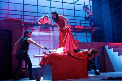 El largo camino de la familia Cenci hasta llegar al Teatro Español
