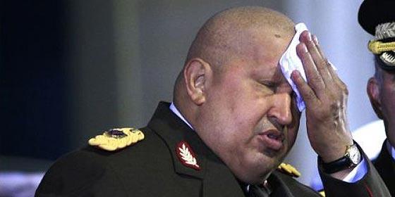 La familia del propio Hugo Chávez reconoce que el presidente está agonizando