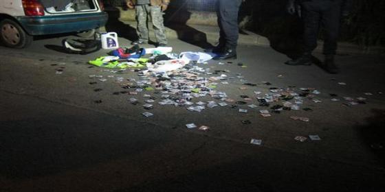 Registran a un posible 'kunda' que llevaba el maletero lleno de preservativos y jeringuillas en Son Banya