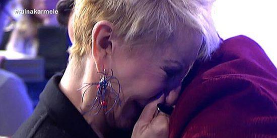 """Humillación extrema: Karmele Marchante es declarada """"lerda"""" oficial de 'Sálvame' y, encima, Kiko Matamoros la demanda"""