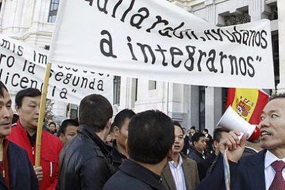Los chinos supusieron en 2012 la mitad de las nuevas altas de autónomos extranjeros en España