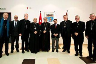 """Los obispos de Europa y América consideran una """"injusticia"""" el muro de Israel en Palestina"""