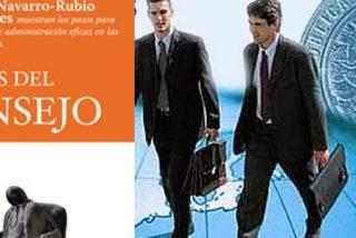 José María Navarro Rubio y Josep Tàpies muestran los pasos para lograr un consejo de administración eficaz en las empresas familiares