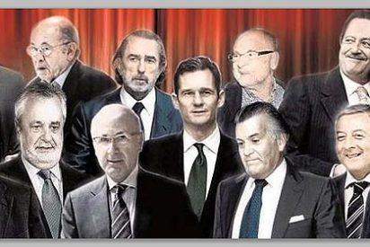 La factura de la corrupción en España: 6.839 millones a cuenta del contribuyente