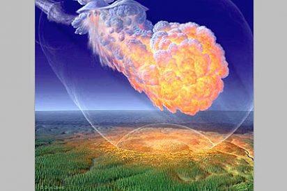 La tremenda explosión cósmica que golpeó la Tierra en la Edad Media