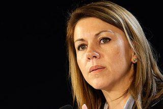 """María Dolores de Cospedal: """"En el PP, quien la hace la paga y cada palo aguanta su vela"""""""