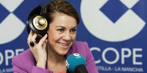 """Dolores de Cospedal: """"Yo pedí que a Bárcenas se le quitara del medio"""""""