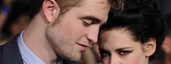 La gran pelea navideña de Robert Pattinson y Kristen Stewart