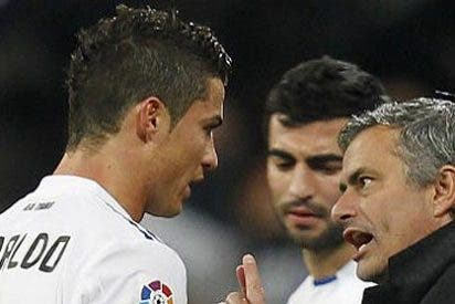 ¿Se pelearon a gritos Cristiano Ronaldo y Mourinho tras el Real Marid-Valencia?