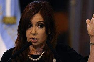 Cristina Kirchner viajará a Asia en un avión de alquiler para evitar el embargo del oficial 'Tango 01'