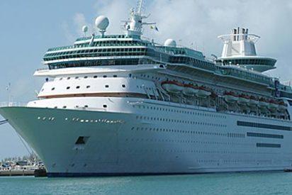 El número de pasajeros de cruceros se va a pique sin remedio en Baleares