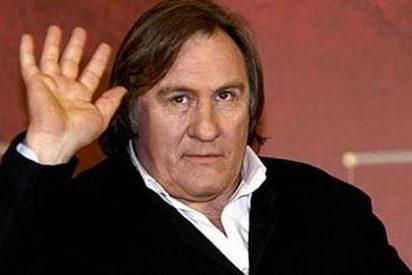 Vladimir Putin concede la ciudadanía rusa a Gérard Depardieu