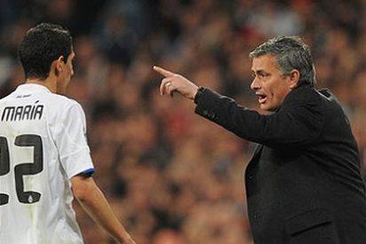 """La bronca de Mourinho a Di María: """"Desde que renovaste no juegas a nada"""""""