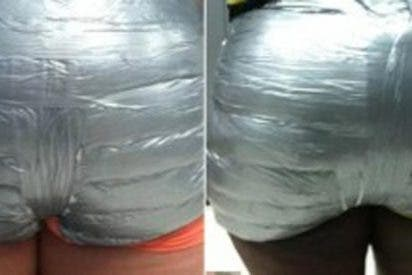 Trincan en JFK a dos jovencitas vestidas con pañales hechos de cocaína