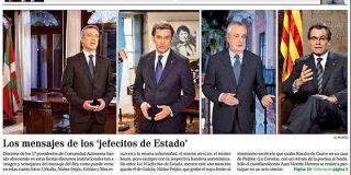 España tiene casi una docena y media de 'jefecitos' de Estado