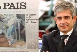 ¿Dejará a Moreno sin el sillón de consejero en Le Monde la falsa foto de Chávez?