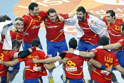 España está a un sólo paso del título de Campeón del Mundo de balonmano