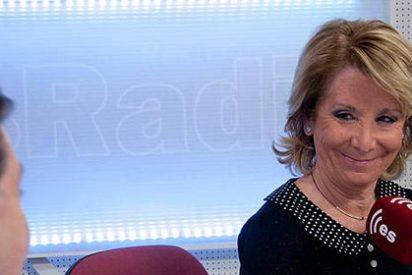 Los 'sobrecogedores' del PP señalan a Esperanza Aguirre como la garganta profunda del 'caso Bárcenas'