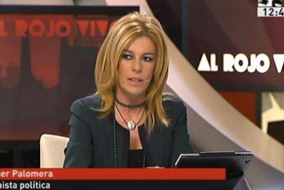 """Esther Palomera (La Razón): """"¡Que no echen a 900 empleados de Telemadrid, que echen el cierre directamente!"""""""