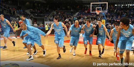 El 'Estudiantes' aplasta al 'Barça Regal' y jugará la Copa de Baloncesto