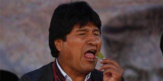 """Evo Morales: """"¡Viva la coca y mueran los yanquis!"""""""