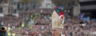 La izquierda se empeña en ver la Iglesia como el 'ordena y mando'