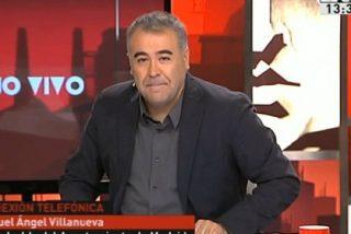 """García Ferreras: """"A Arenas le tiemblan las piernas, llegó a afirmar que Luis Bárcenas era todo un ejemplo de decencia"""""""