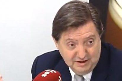 """Federico Jiménez Losantos (esRadio): """"Juan Luis Cebrián hoy manda más que nunca en Zarzuela y Moncloa"""""""