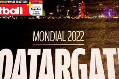 France Football destapa el 'Qatargate': la compra de votos para designar a Qatar como sede del Mundial de 2022