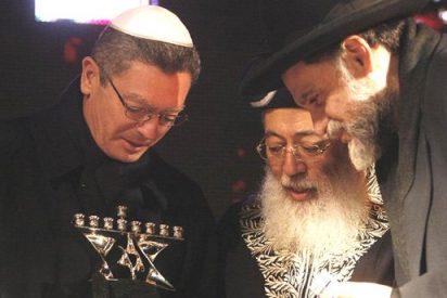 Gallardón se compromete en la lucha contra el antisemitismo