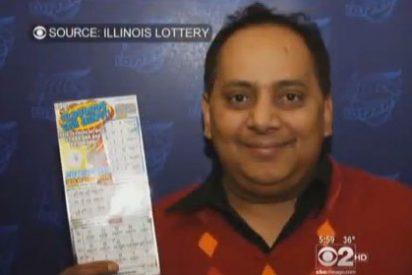 Muere envenenado justo después de ganar un millón en la lotería
